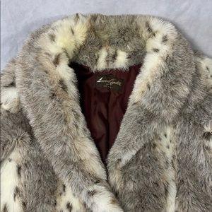 American Signature Jackets & Coats - Vintage American Signature Faux Fur Coat Size 14